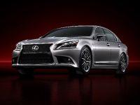 2013 Lexus LS F Sport, 2 of 8