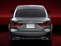2013 Lexus LS F Sport, 4 of 8