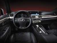 2013 Lexus LS F Sport, 5 of 8