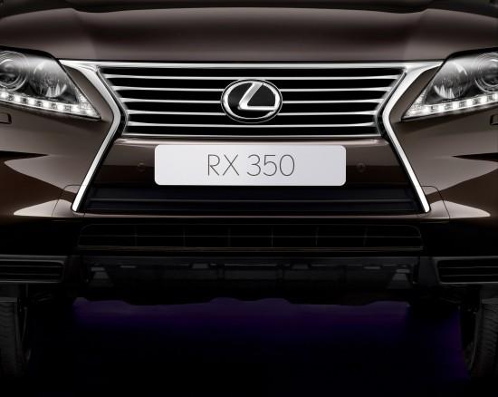 Lexus RX 350h