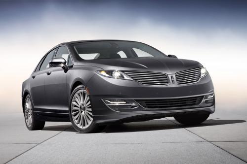 2013 Lincoln MKZ - полная информация