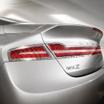 2013 Lincoln MKZ, 18 of 19