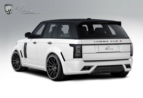 Lumma Design CLR R Range Rover