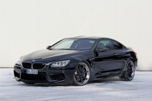 2013 Manhart BMW M6 обеспечивает дополнительную мощность и звук [видео]