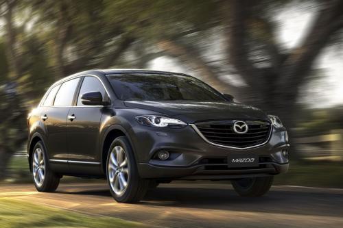 2013 Mazda CX-9 дебютирует на Australian International Motor Show