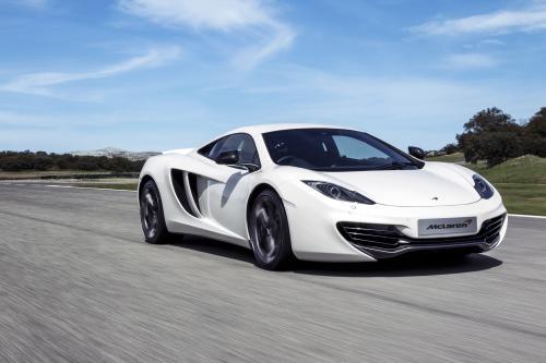 McLaren MP4-12C - 1/4 мили в 10.55 секунд