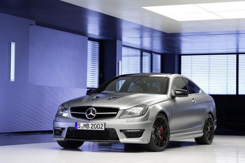 2013 Mercedes-Benz C 63 AMG Edition 507 - ошеломляющие атмосферный питания