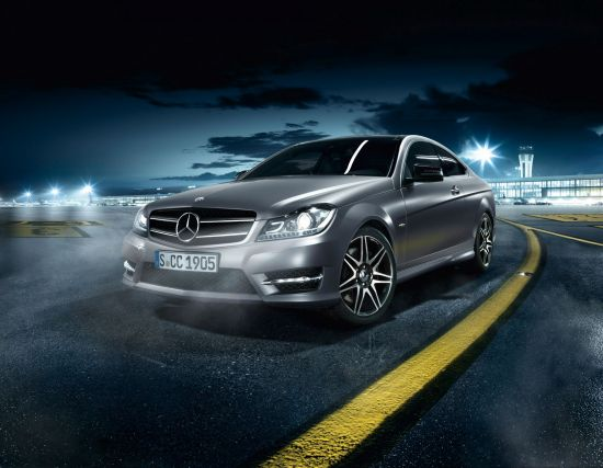 Mercedes-Benz C-Class AMG Sports Package
