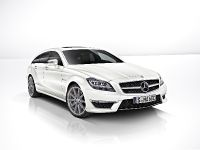 2013 Mercedes-Benz CLS 63 AMG, 10 of 16