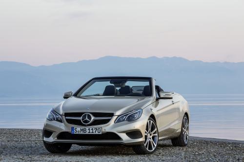 2013 Mercedes-Benz E-Class Cabriolet - Великобритании по цене £38,465