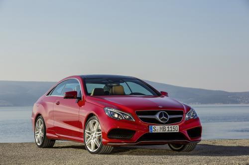 2013 Mercedes-Benz E-Class Coupe - Великобритании по цене £35,095