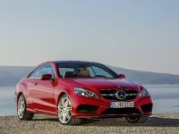 2013 Mercedes-Benz E-Class Coupe, 1 of 2