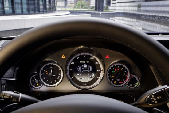 Mercedes-Benz E400 Hybrid