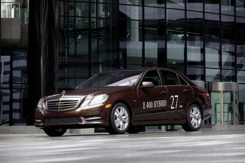 2013 Mercedes-Benz E400 Hybrid по цене от $56 705