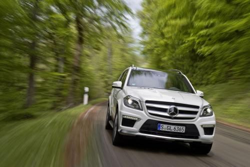 2013 Mercedes-Benz GL 63 AMG , 1 of 24