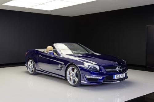 2013 Mercedes-Benz SL 65 AMG - Цена €236,334