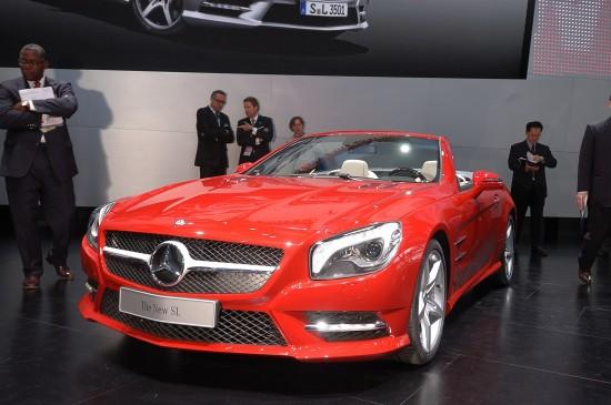 2013 Mercedes-Benz SL-Class Detroit