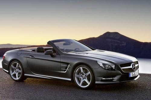 Новый 2013 Mercedes-Benz SL - просто лучше