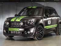 2013 MINI John Cooper Works Countryman ALL4 Dakar