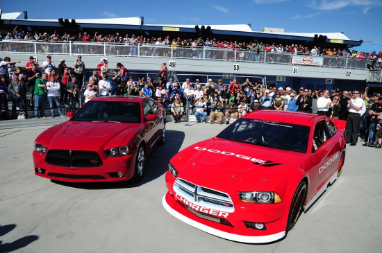 NASCAR Sprint Cup Dodge Charger