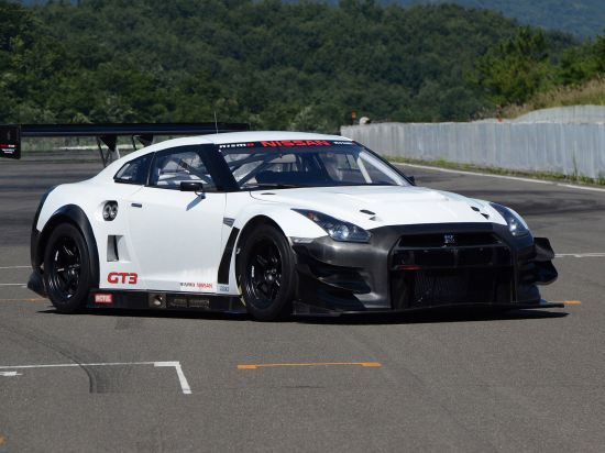 Nissan GT-R Nismo GT3 Prototype