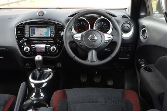 Nissan Juke N-Tec UK