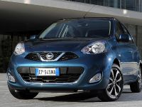 2013 Nissan Micra Facelift, 1 of 5