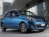 2013 Nissan Micra Facelift, 2 of 5