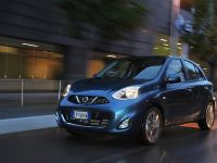 2013 Nissan Micra Facelift, 3 of 5