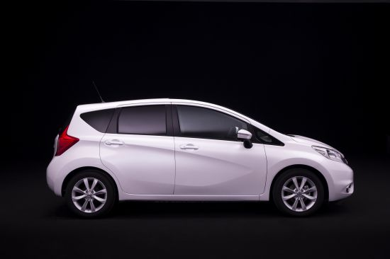 Nissan Note Design and Technology