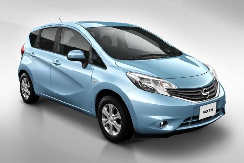 2013 Nissan Note - Новый Глобальный Компактный Автомобиль