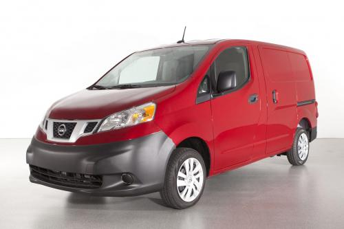 2013 Nissan NV200 S - US Цена, $19,990