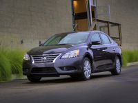 2013 Nissan Sentra US, 7 of 30