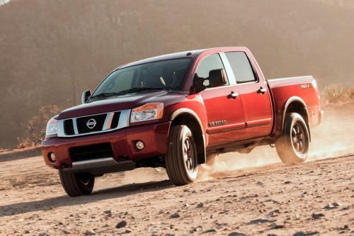 2013 Nissan Titan США Цена $28,820