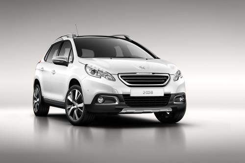2013 Peugeot 2008 Crossover - Великобритании по цене £12,995