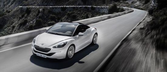 Peugeot RCZ Sport