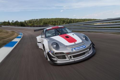 2013 Porsche 911 GT3 R на основе 997