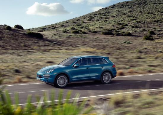 Porsche Cayenne Diesel US