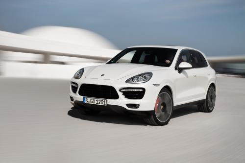 2013 Porsche Cayenne Turbo S, 1 of 6