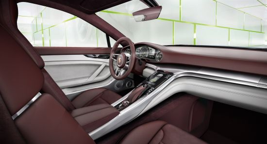 Porsche Panamera Sport Turismo Concept Car