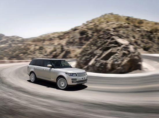 Range Rover UK