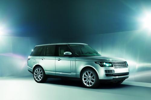 2013 Range Rover приносит новый уровень роскоши и изысканности