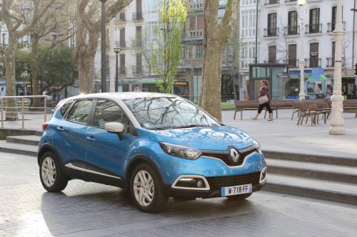 2013 Renault Captur - Лучший Городской Кроссовер