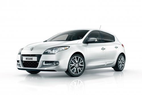 2013 Renault Megane Knight Edition - Цена