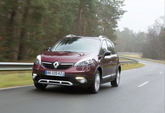 Renault Scenic XMOD and Grand Scenic