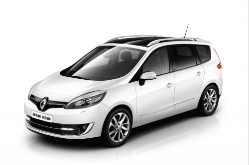 2013 Renault Scenic XMOD - Великобритании по цене £17,955