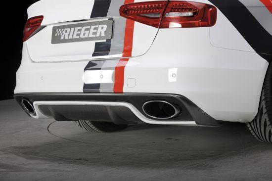 Rieger Audi A4 B8 Facelift