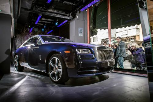 2013 Rolls-Royce Wraith UK, 1 of 3