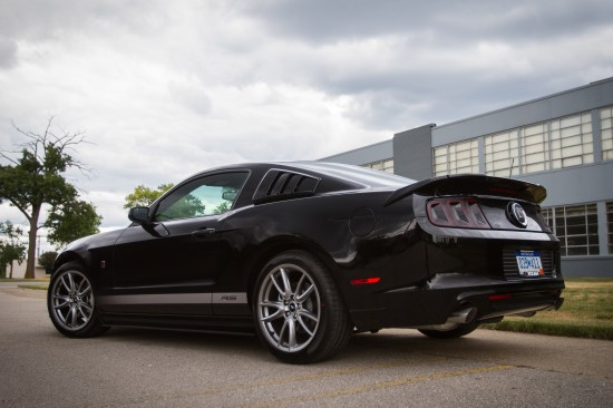 ROUSH Ford Mustang RS