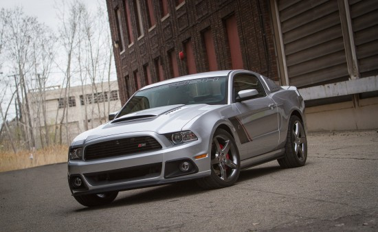 ROUSH Ford Mustang